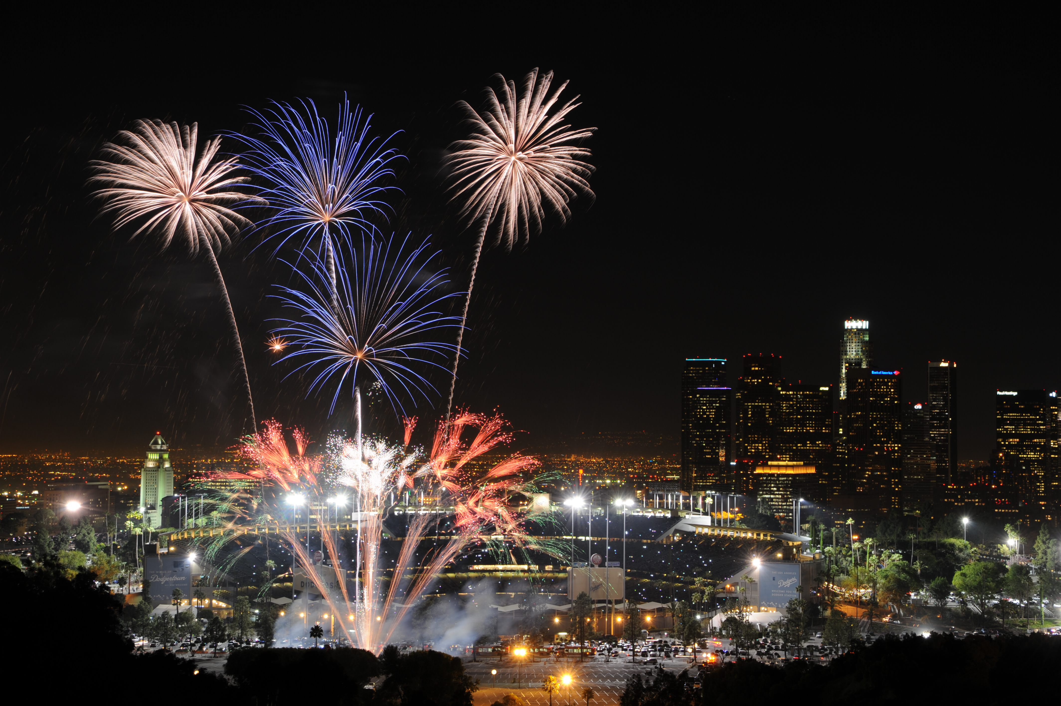 First Inning Fireworks And Sparkling Harang Start Give