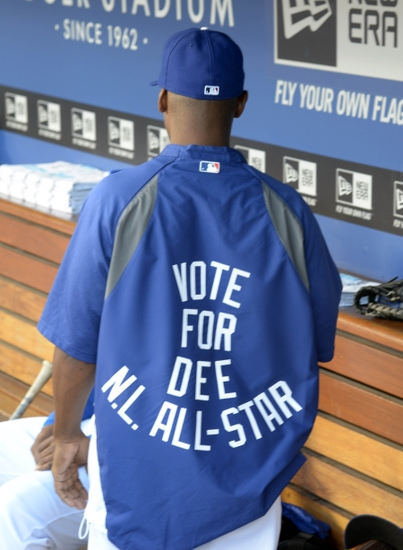 Four Dodgers Selected to 2014 NL All-Star Team