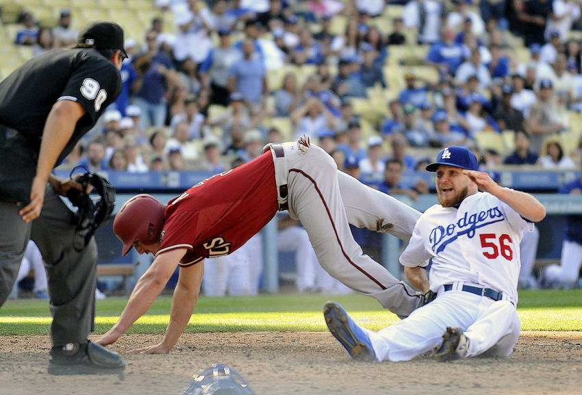 Lucky 13: Grandal Wins it for the Dodgers in Extra Innings
