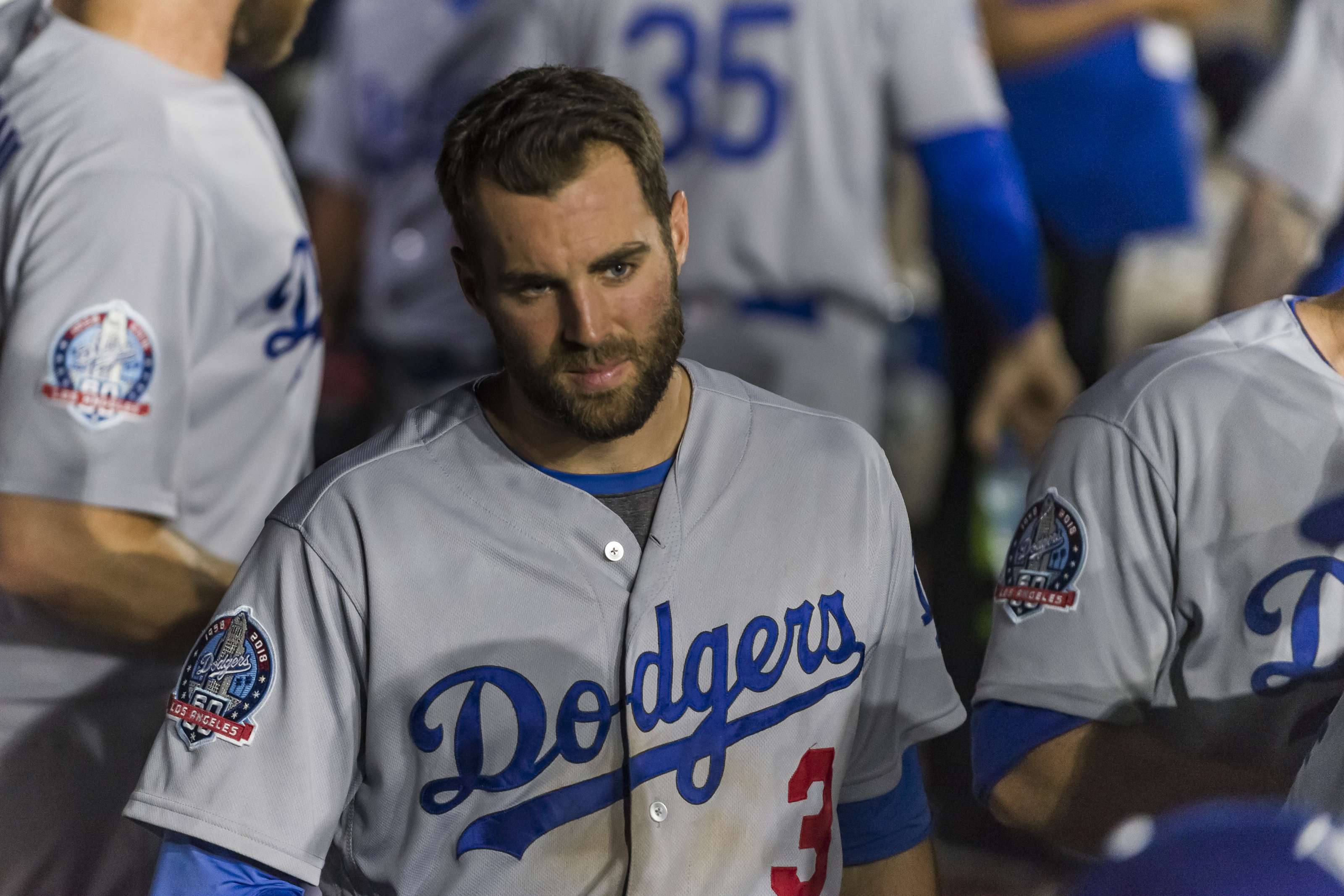 Dodgers: Will the Real Chris Taylor Please Stand Up?