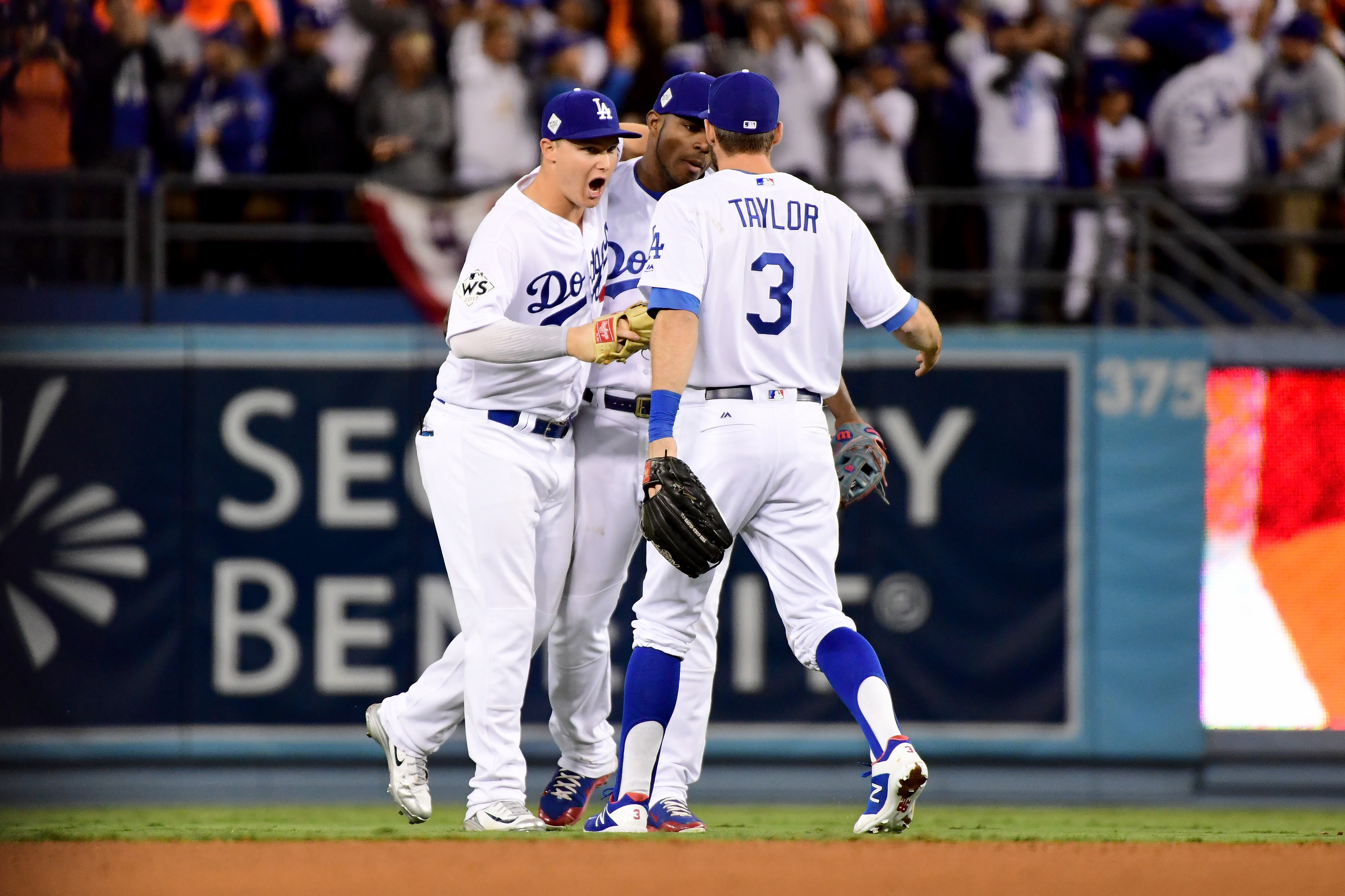 dodgers world series  valuable player candidates