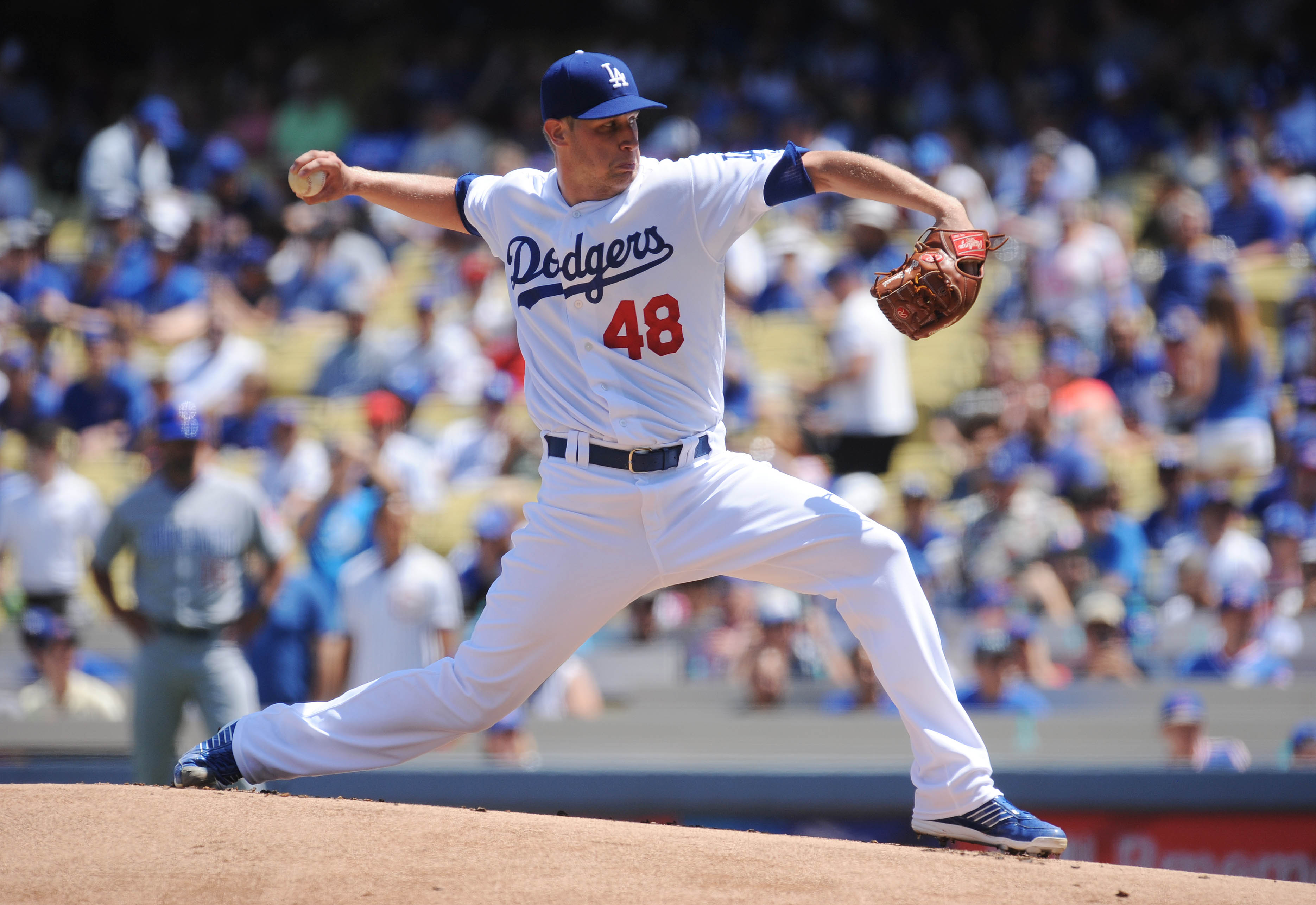 Dodgers: Pitching Prospects to Keep an Eye On in 2017  Dodgers Baseball