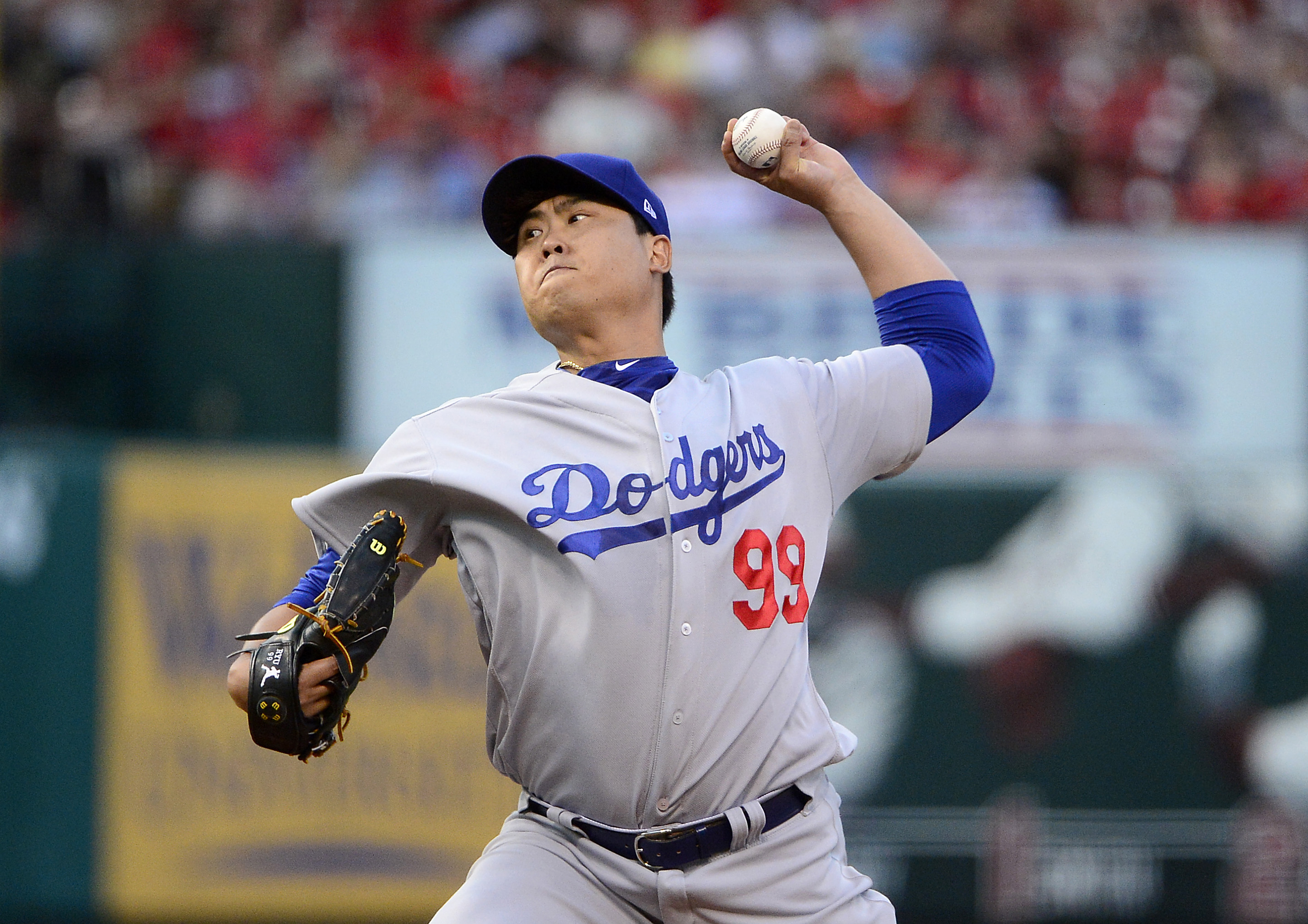 Dodgers: Starting Pitcher Grades for the Month of May  Dodgers Baseball